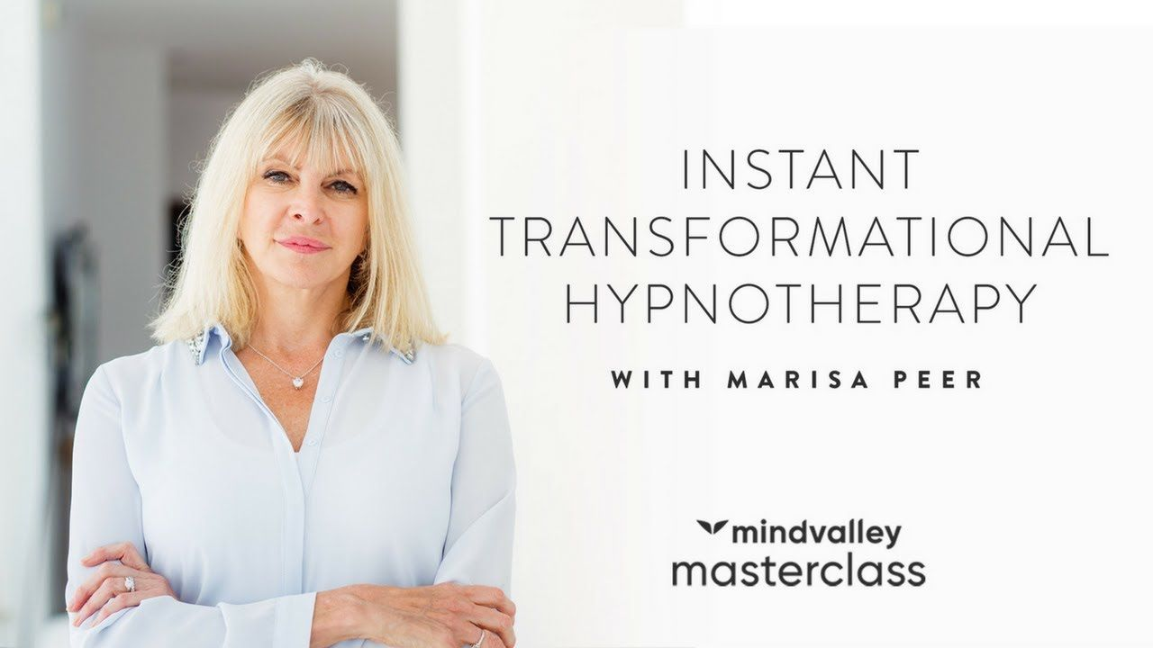 Instant Transformational Hypnotherapy With Marisa Peer
