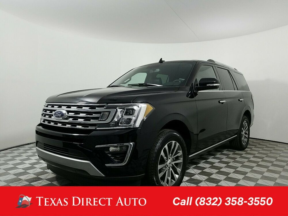 For Sale 2018 Ford Expedition Limited Texas Direct Auto