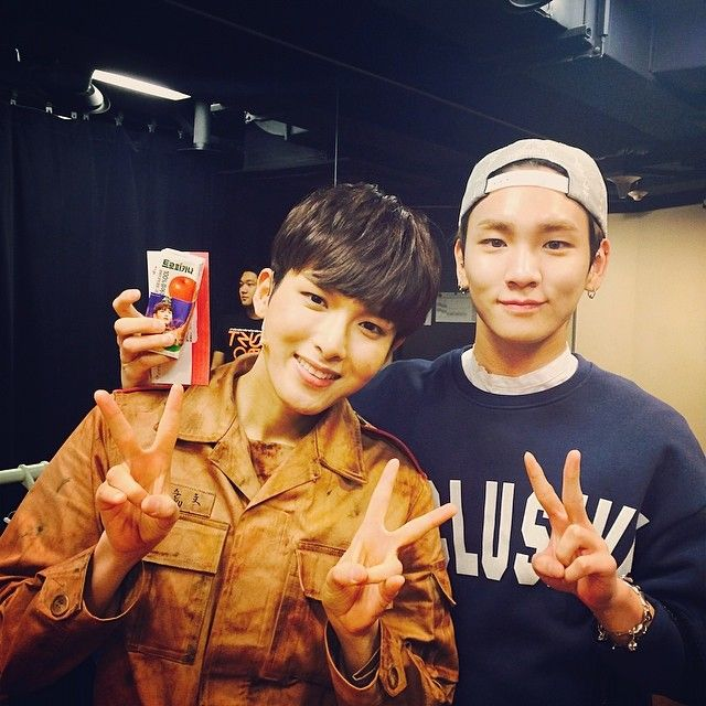 SHINee Key SJ Ryeowook