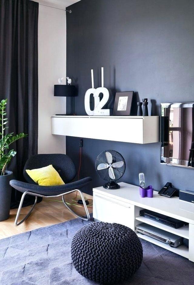 Welches Wohnzimmer Sofa Passt Zu Ihrem Anthrazit Wandfarbe Ide