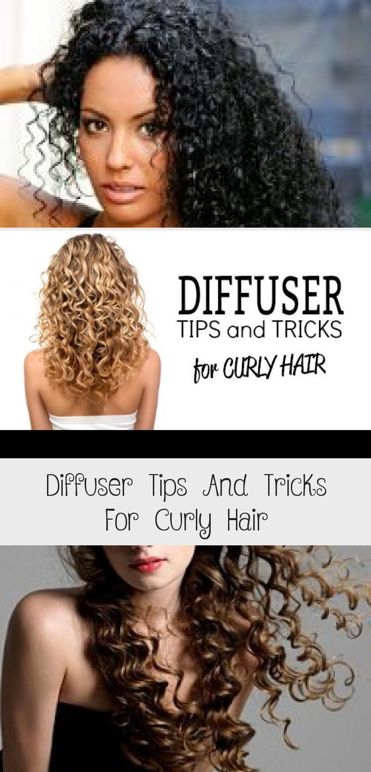Anyone Who Wants Curls That Pop Should Know How To Use A Hair Dryer Diffuser This Quick Tutorials Shows Y In 2020 Curly Hair Styles Hair Diffuser Easy Hair Extensions