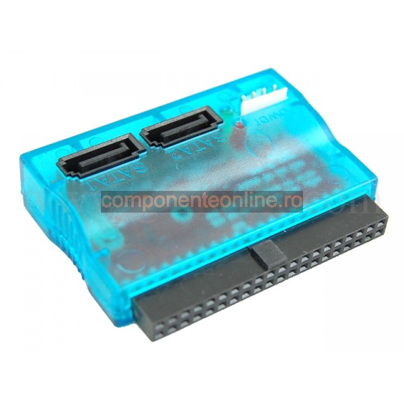 Adaptor IDE SATA X 2 bidirectional - 114478
