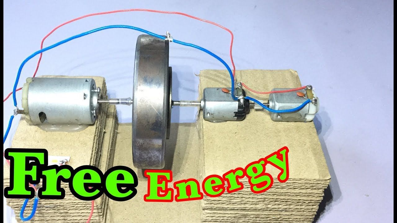 fc6ff704af3 How to make free energy Self running generators