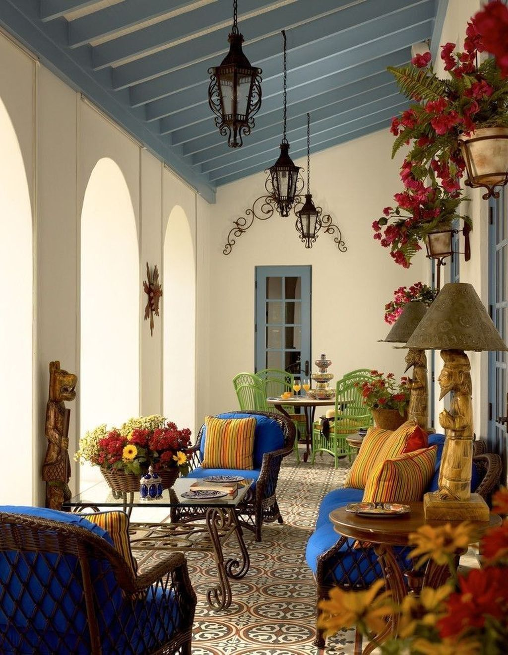 Photo of 40+ Fascinating Mediterranean Decor Ideas For Home