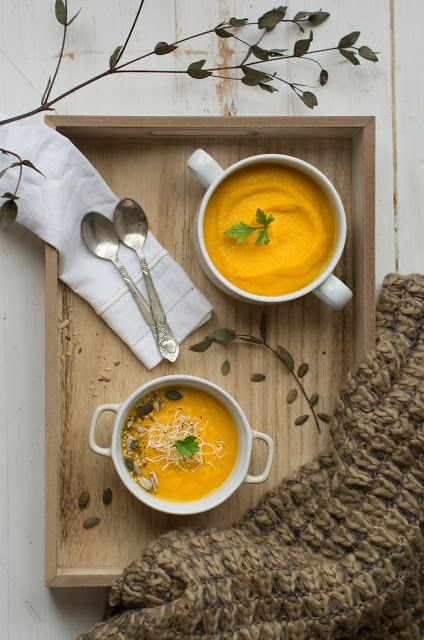 Crema calabaza en thermomix recetas de cocina f ciles y sencillas bea recetas y m s - Cocina facil y saludable thermomix ...
