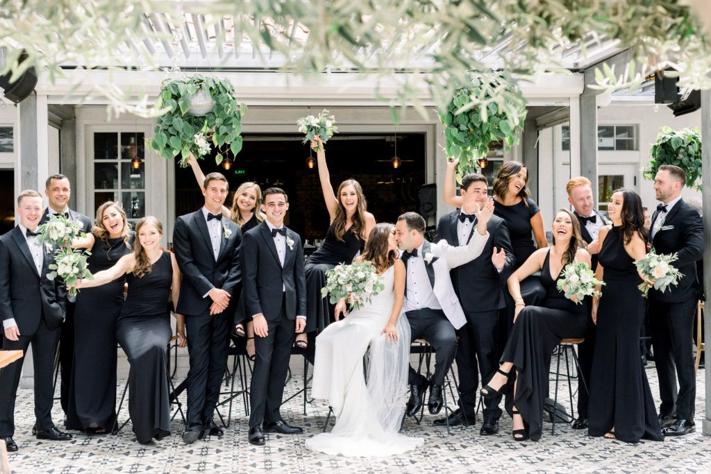 A Classic Greenhouse Wedding at Dos Pueblos Orchid