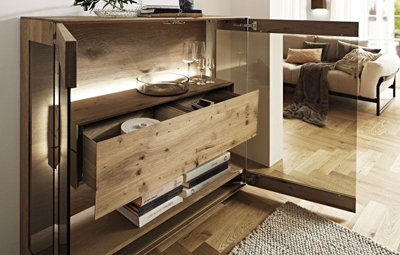 Caya Hartmann Mobelwerke Gmbh Massivholzmobel Made In Germany Haus Deko Sideboard Design Fur Zuhause