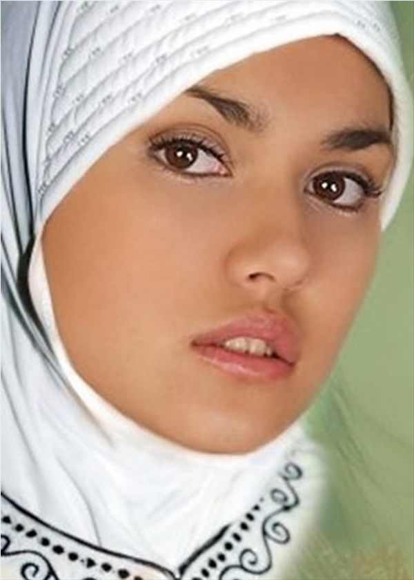 Criticism write Beautiful muslim women face pictures are mistaken