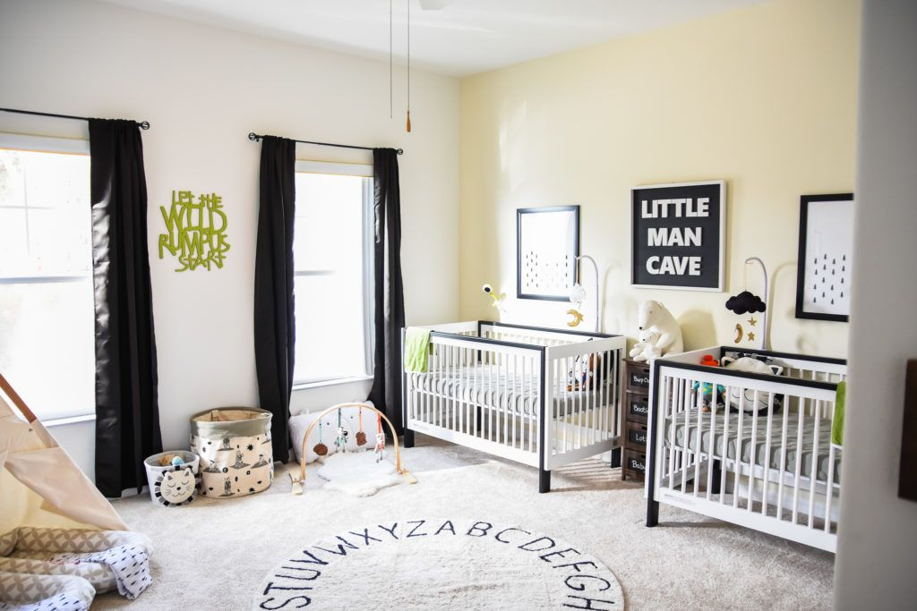 22 Inspiring Twin Nurseries Pro Tips On Designing It With