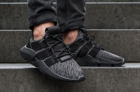 outlet store 90e26 ddd1a Look For The adidas Prophere Triple Black This Week The brand new adidas  Prophere that debuted