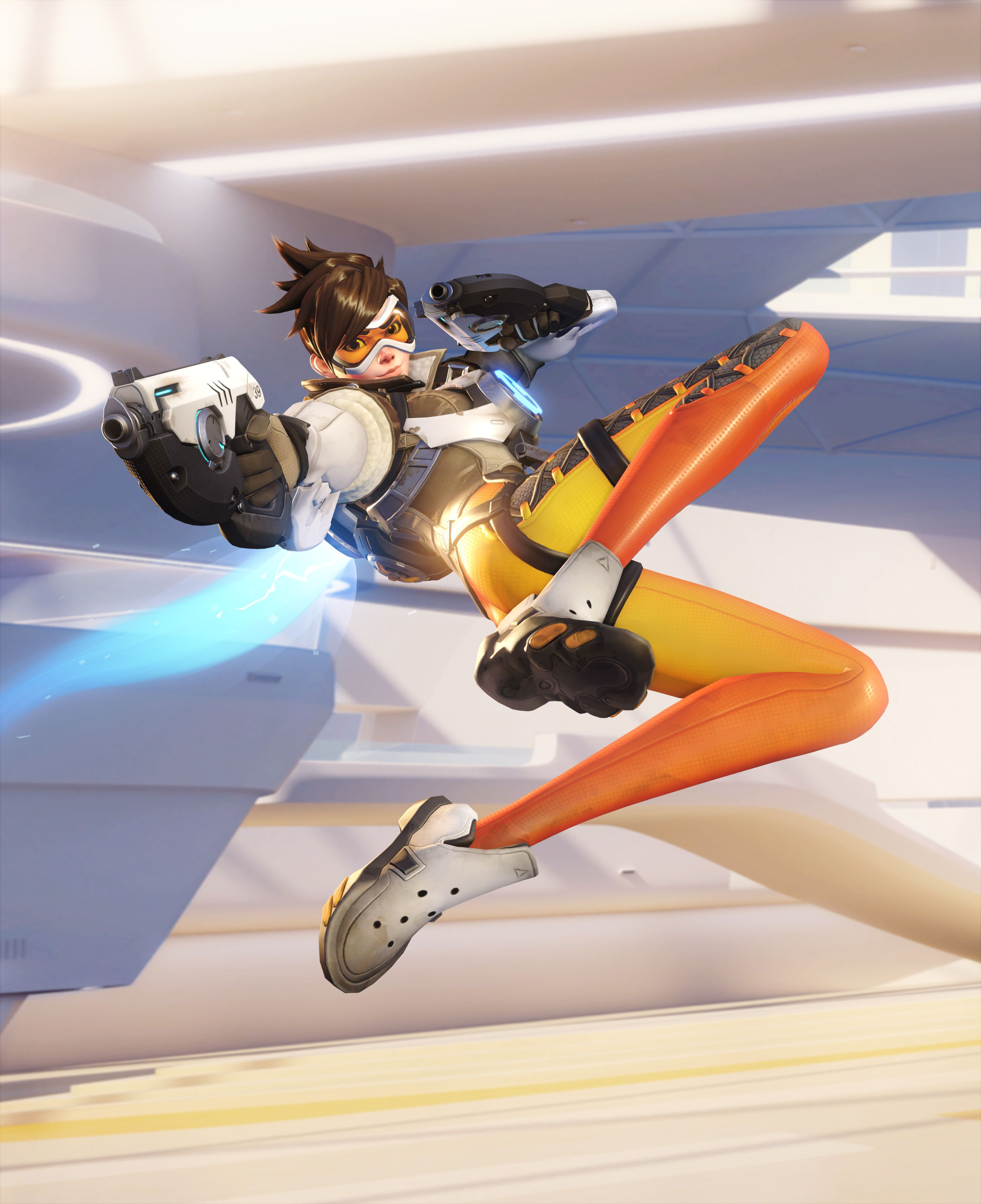 Overwatch Character Design Analysis : A collection of high res overwatch pics from blizzcon