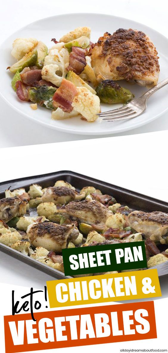 Sheet Pan Chicken and Vegetables images