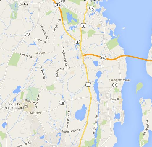 Frenchtown, East Greenwich, RI 02818, Neighborhood Profile