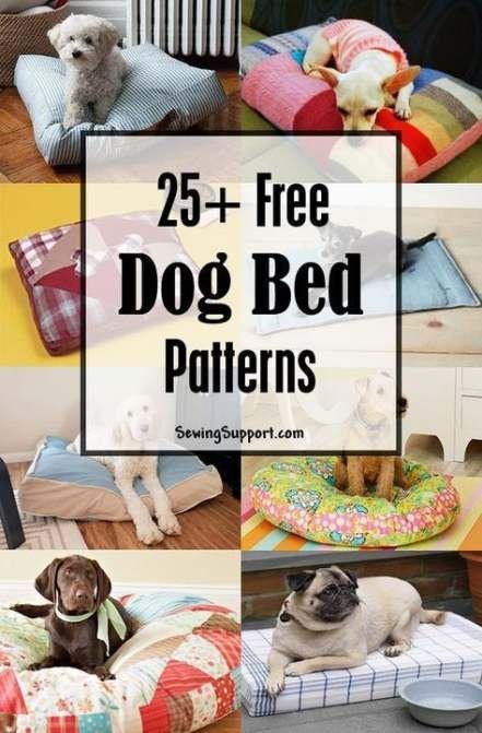 68+ Ideas Diy Dog Bed Pillow Ideas For 2019