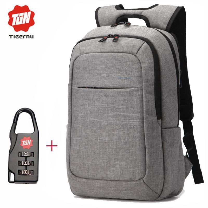 2017 tigernu mochila de estilo cl sico para la escuela for Mochila oficina
