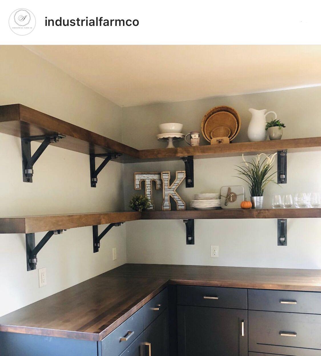 Shelf Brackets Kitchen Style Kitchen Remodel Kitchen Cabinets