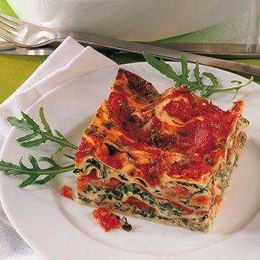 Spinat-Lasagne #spinatlasagne