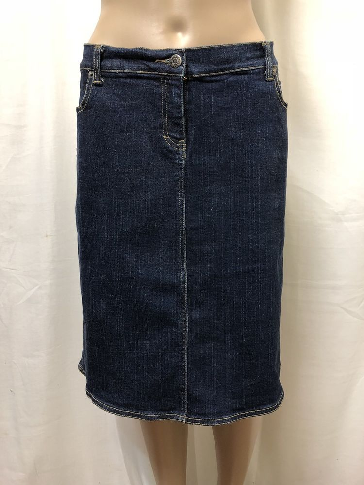 a2bfc60d33 Sass & Bide Skirt Womens Size 14 Great Cond Denim Style Casual Business # fashion #