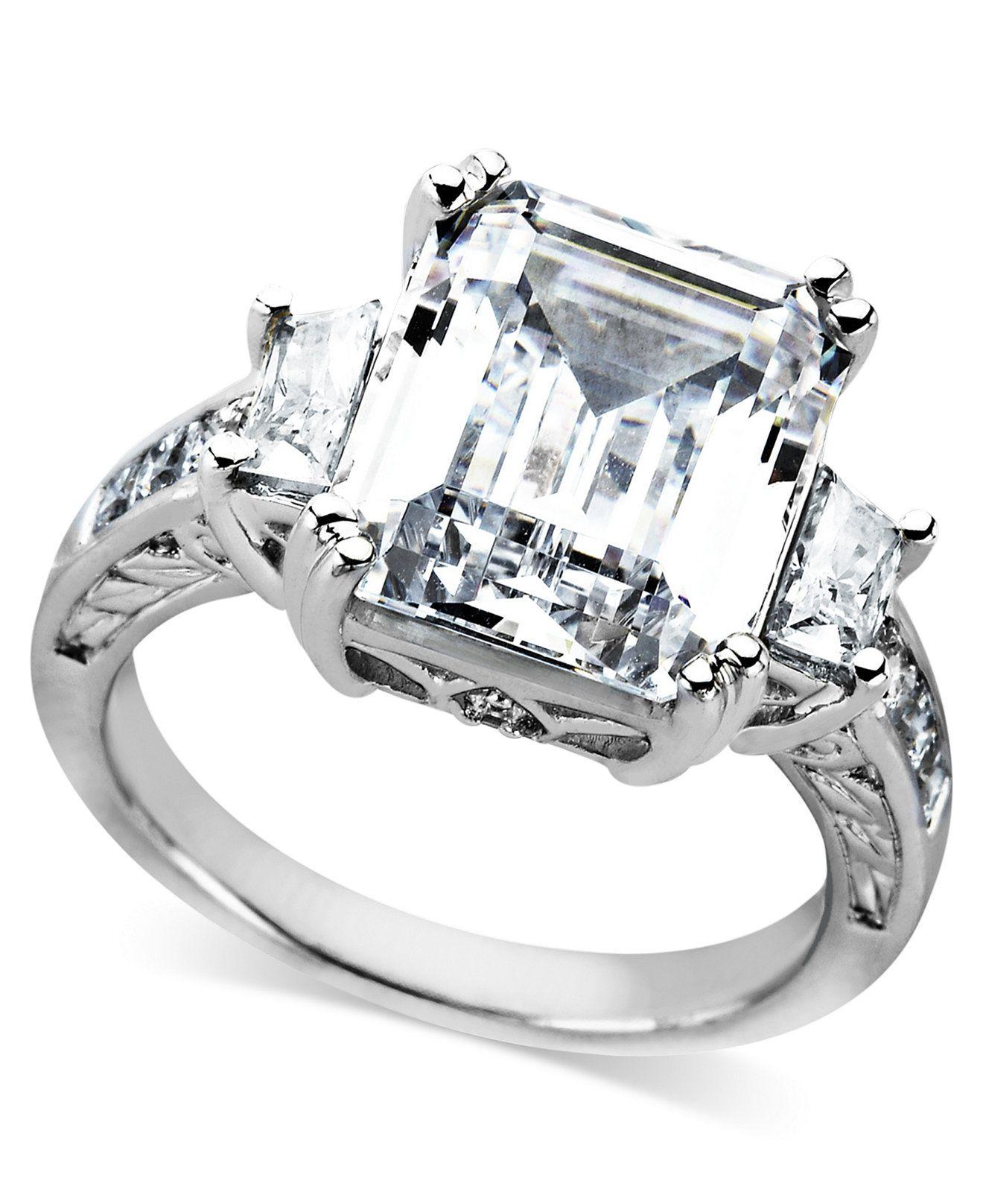eb753ff55bd5 Arabella Sterling Silver Ring