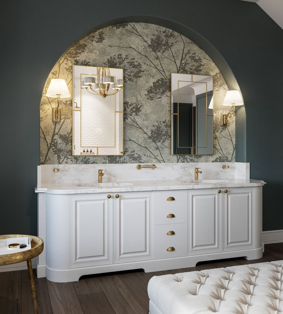 Budget Friendly Bathroom Upgrades For Spring All 4 Women