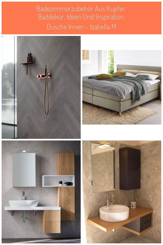 Badezimmerzubehor Aus Kupfer Baddekor Ideen Und Inspiration