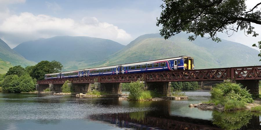 West Highland Line THIS HAS ALMOST EVERYTHING I WANTED TO DO IN SCOTLAND!