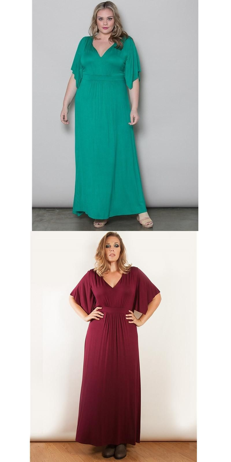 Maxi Dress Top Fashion Time-limited V-neck Casual Summer Women Dress ...