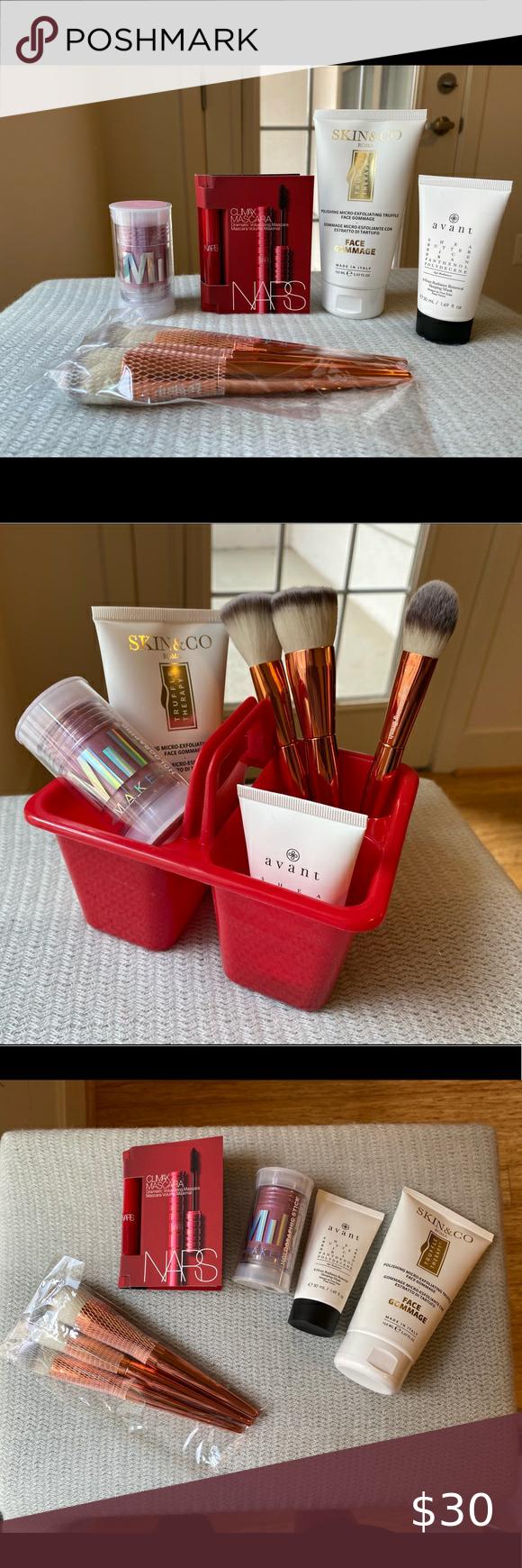 Makeup and Skin Care Bundle lipstick 💄 in 2020 Milk