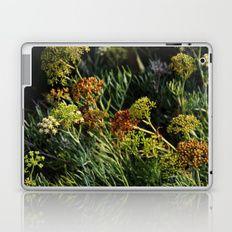 flowering wild plants Laptop & iPad Skin