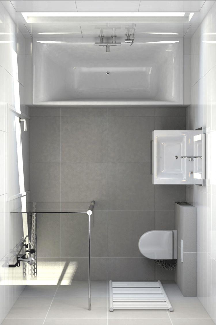 2x3m Bathtoom Design Bathroom Layout Lavatory Design Bathroom