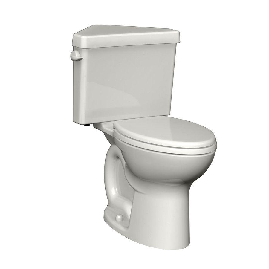 how to measure corner toilet rough in