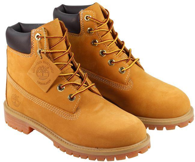 kids junior timberland boots