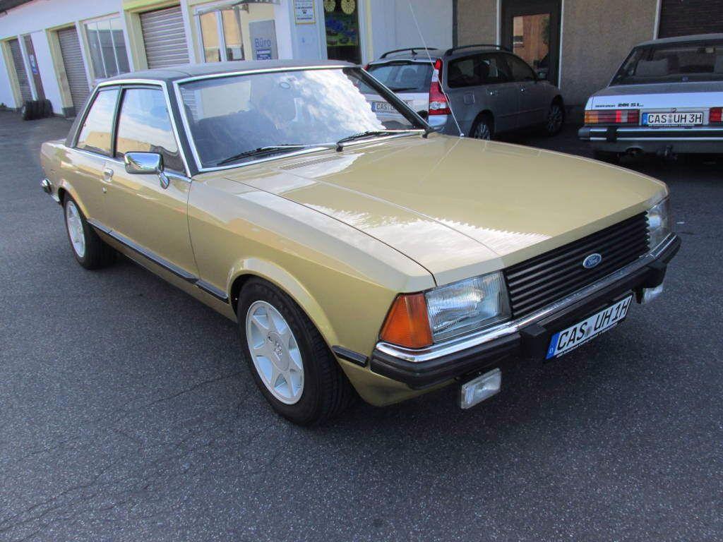 Curbside Classic 1977 Ford Granada Ghia Ltd Lite Ford Granada