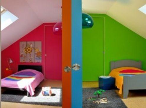 dividir-habitación-dos-niños.jpg (494×367) | manualidades | Pinterest