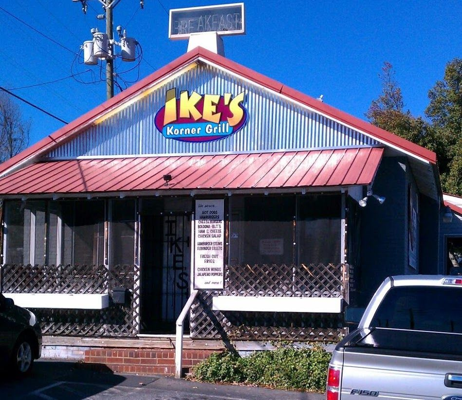 Looking for a delicious hole-in-the-wall burger joint? Ike ...