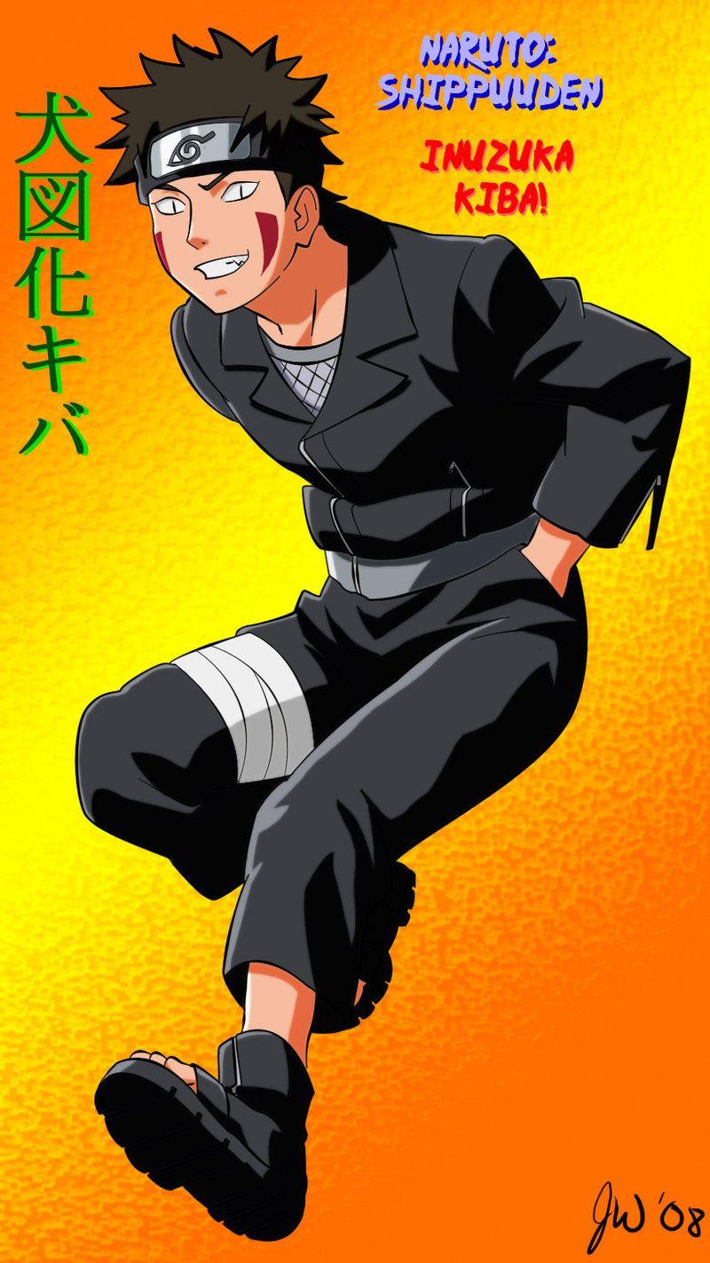 /Inuzuka Kiba/523618 Zerochan Naruto images, Anime