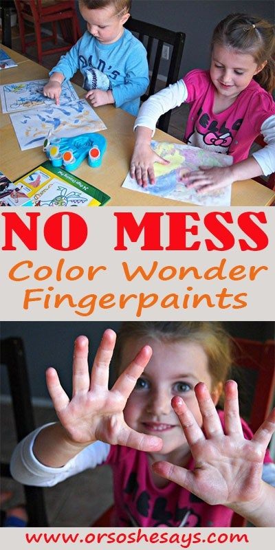 Crayola Color Wonder Mess Free Art Giveaway She Liv