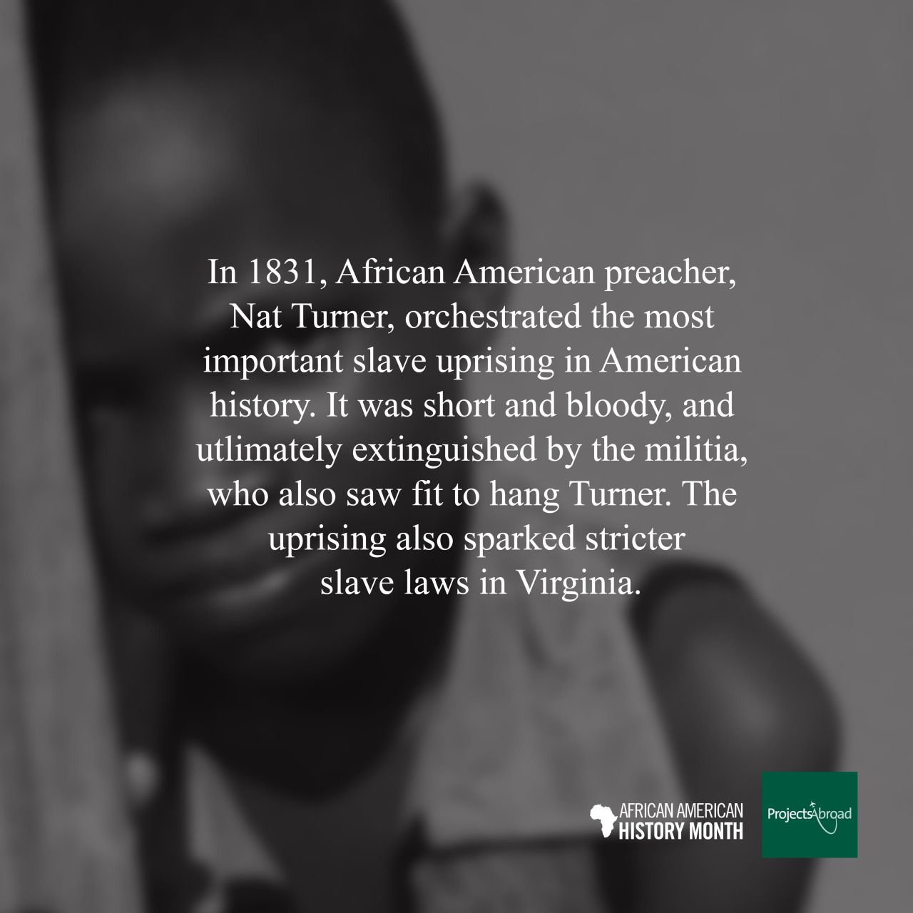 in 1831 african american preacher nat turner orchestrated the in 1831 african american preacher nat turner orchestrated the most important slave uprising