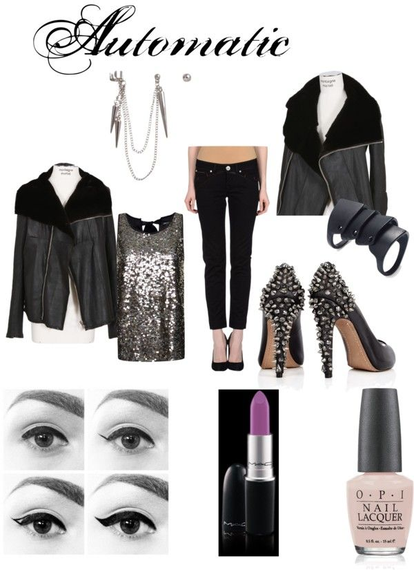 Automatic, created by phayum on Polyvore