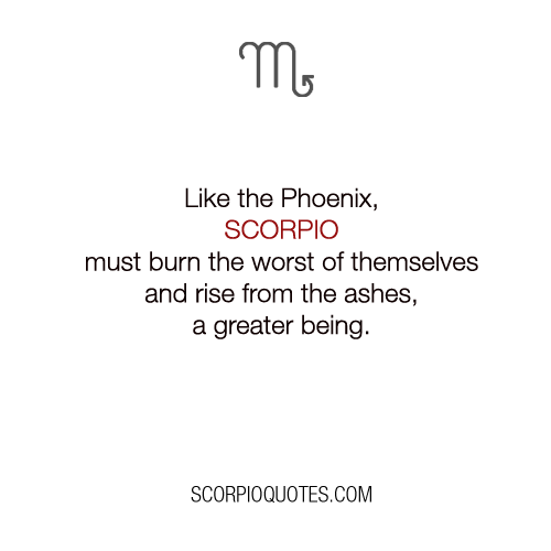 Worst why scorpios are the 14 Truths