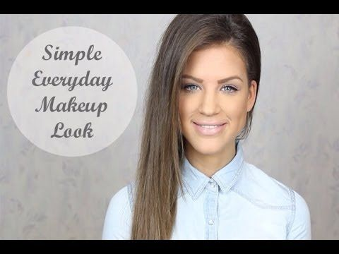 simple everyday makeup tutorial ♥  youtube trends