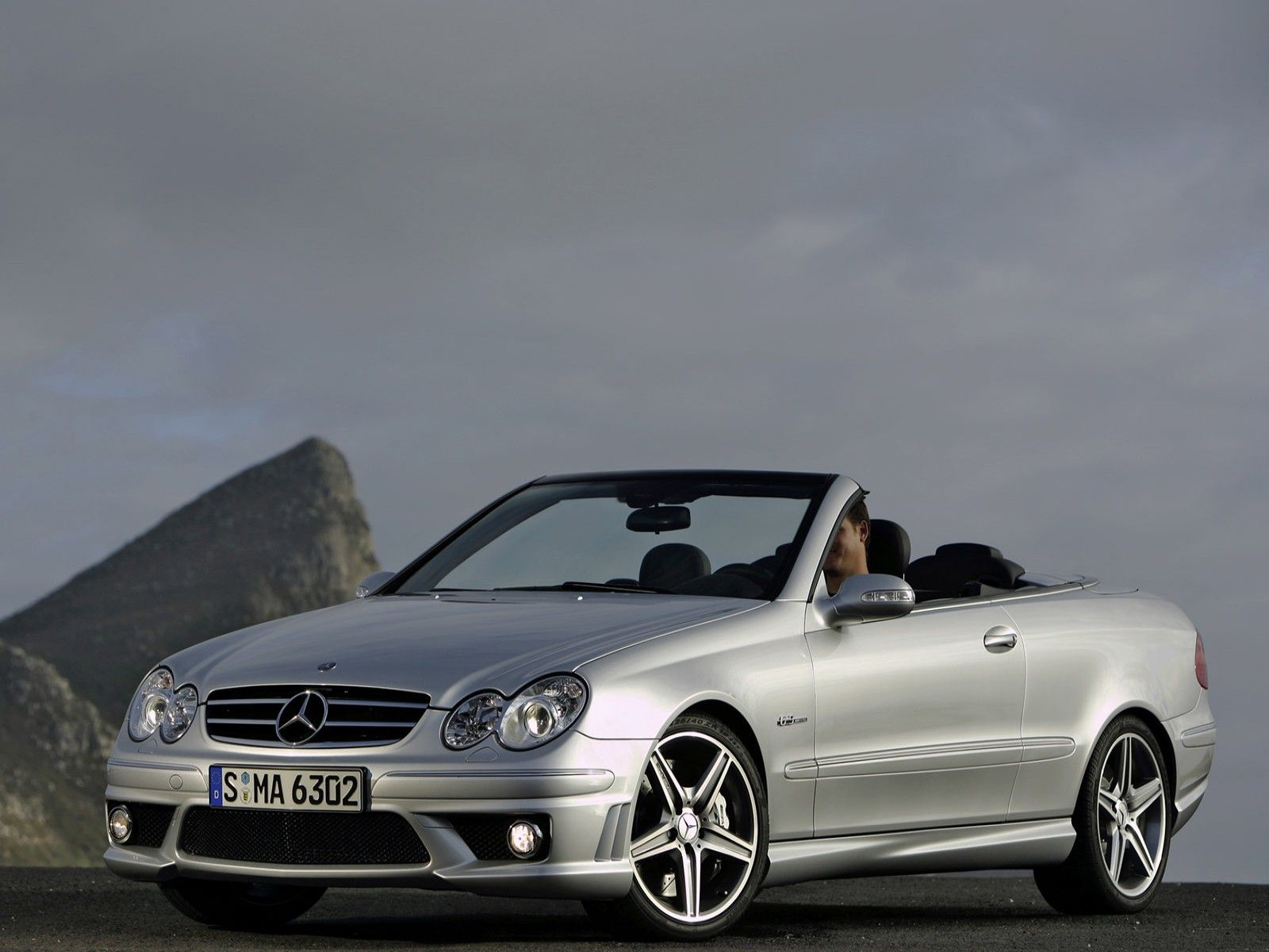 #mercedes clk convertible