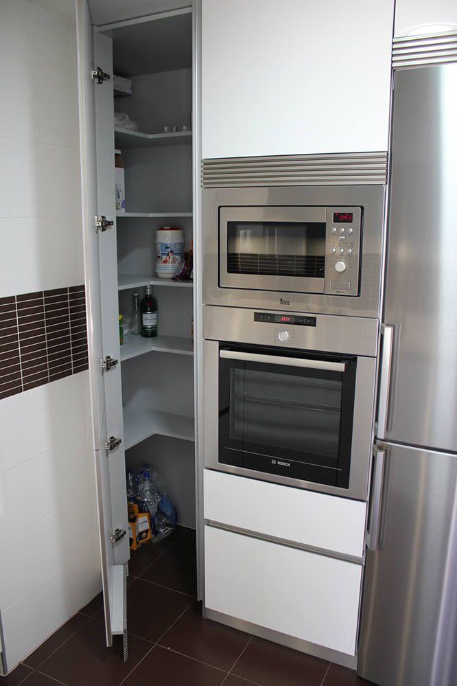 Cocinas dise o de cocinas en getafe modelo rey hueso con - Modelo de cocinas ...