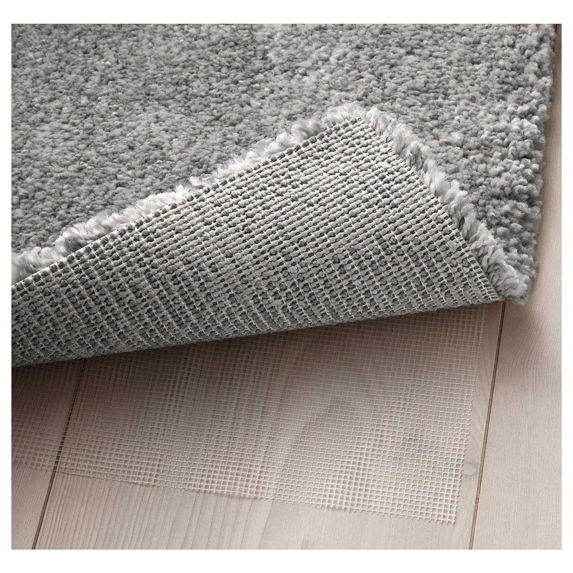 ikea stoense teppich schwarz größe