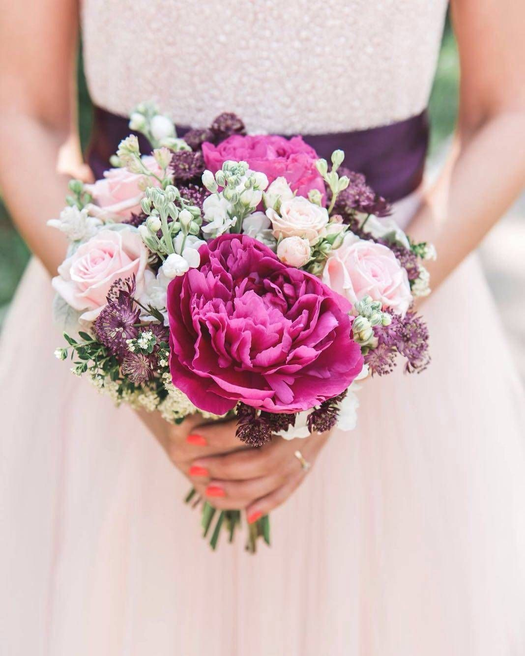 Pin by FlorUnique Event Flowers on Radiant orchid wedding flowers ...