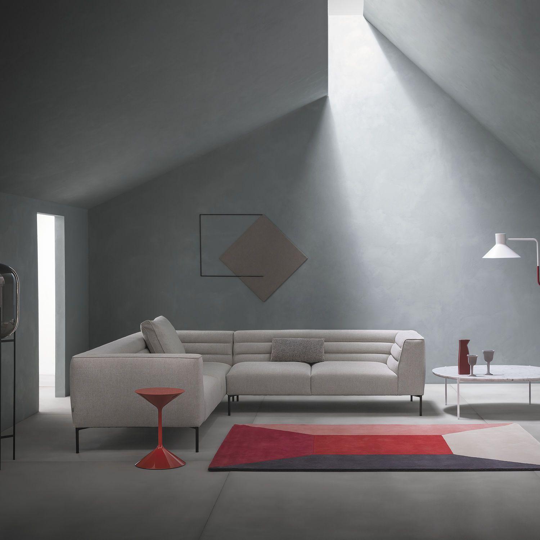 Modul-Sofa / Modern / Für Innenbereich / Leder BOTERO By