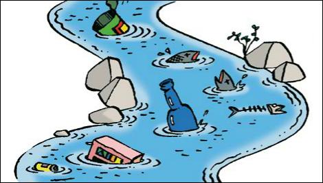 Contaminacion Del Agua By Mayerlis1416marquez On Emaze Contaminacion Del Agua Contaminacion Dibujos Imagenes De La Contaminacion