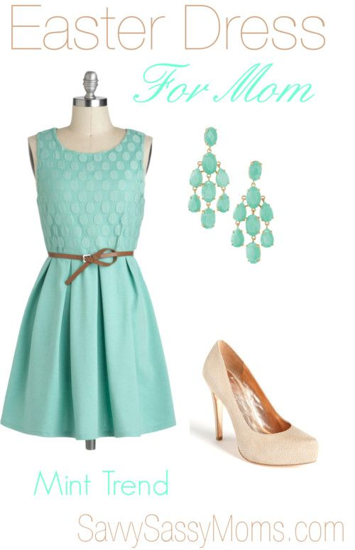0b081aa272d5 Easter Dress for Mom #FashionFriday | My Style Pinboard | Easter ...