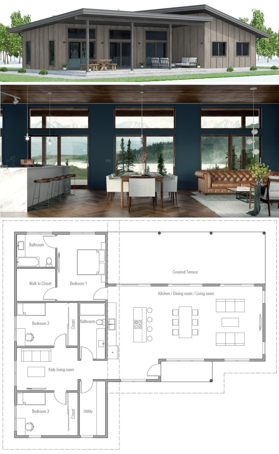 Photo of House Plan CH564