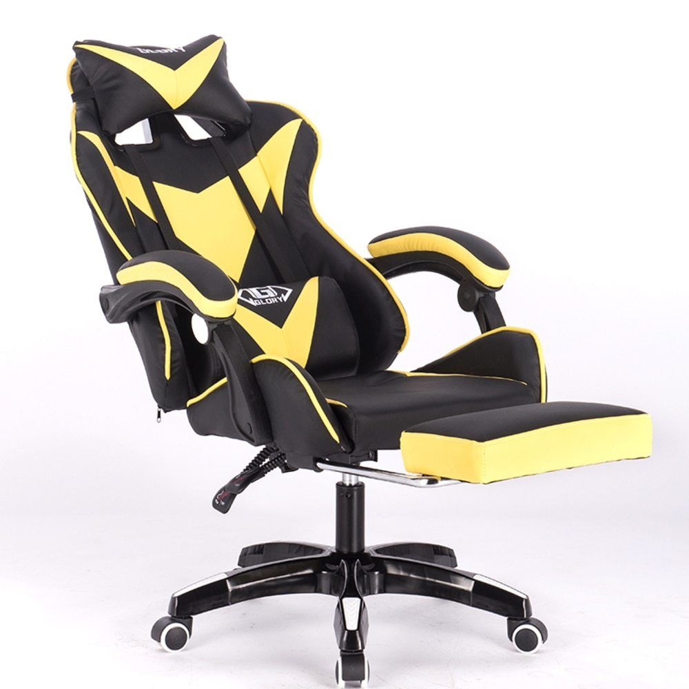 Leather Office Ergonomic Chair Game Gaming Computer Chairs Office Gaming Chair Leather Office Ergonomic Ergonomic Chair Computer Chair Office Gaming Chair